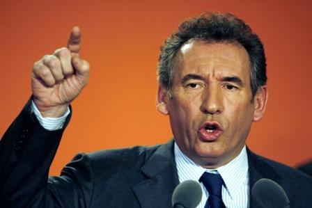 François Bayrou, Modem, les élections de 7, juin, 2009