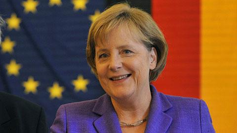 Евро выборы Триумф правых. Ангела Меркель.