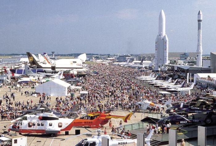 В понедельник 15 июня открывается авиасалон Лё Бурже