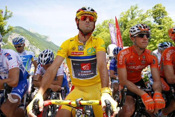 Испанец Алехандро Вальверде выигрывает ключевую велогонку перед Tour de France Дофине Либере