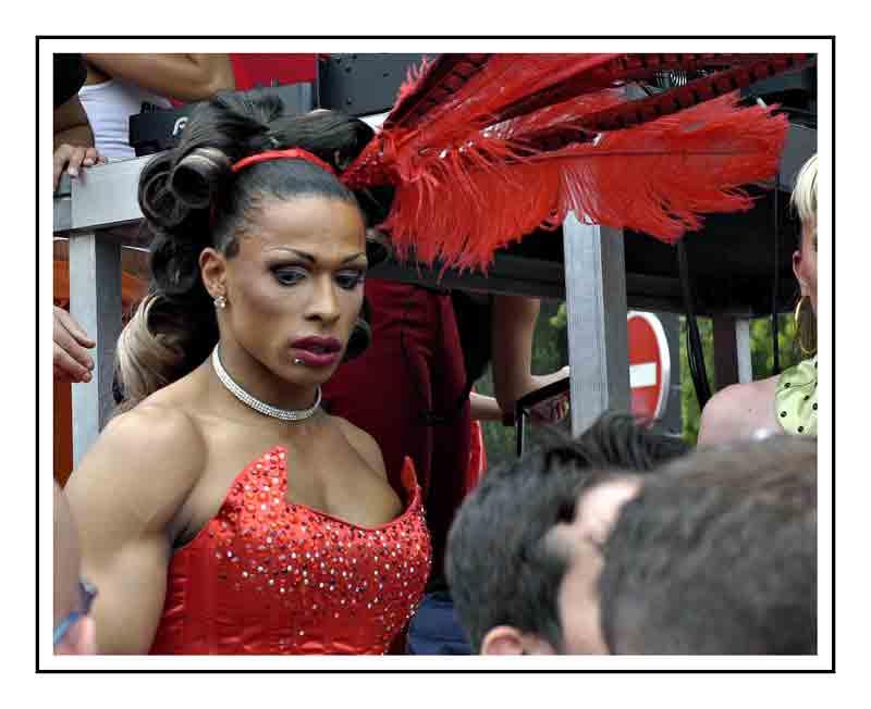 Gay Pride 2009 в Париже