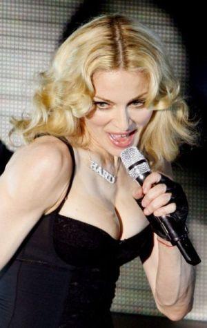 Мадонна гастролирует по Франции